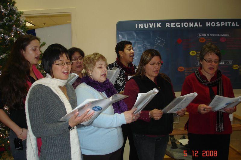 Carolling 2008 e