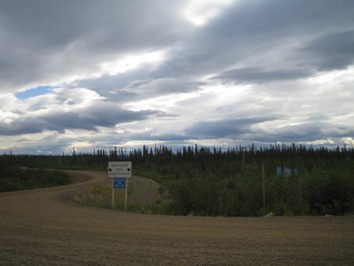 Fort McPherson Sky