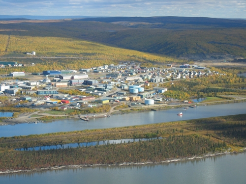 Where is Inuvik?
